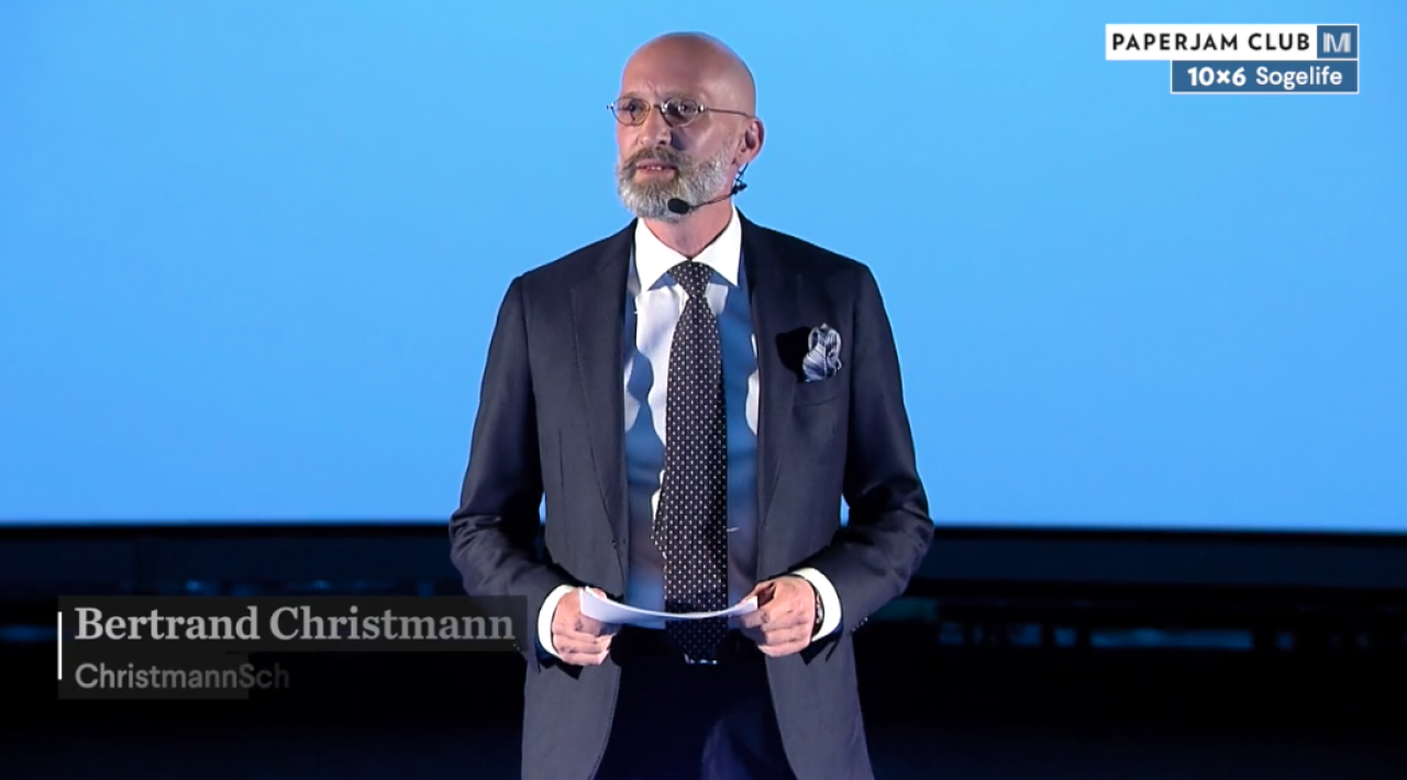10x6 Sogelife: Life insurance insights - Bertrand Christmann - ChristmannSchmitt