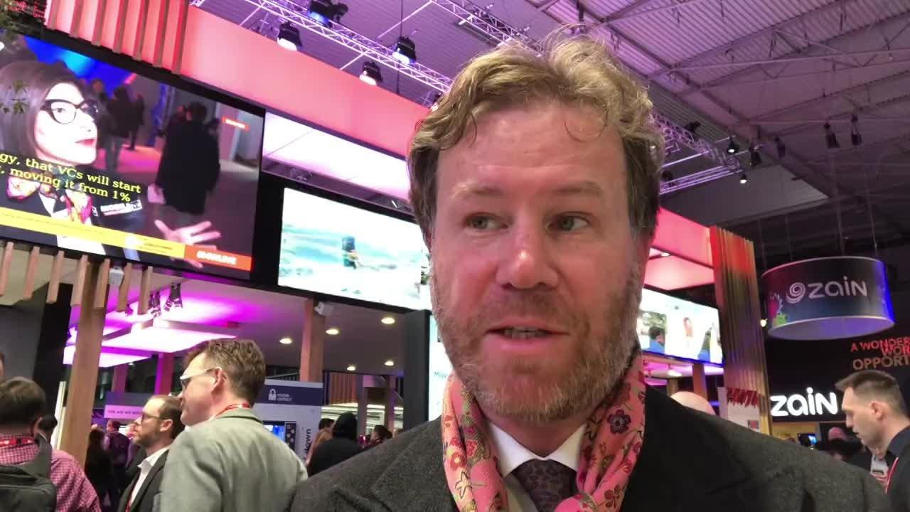 Peter Sodermans - World mobile congress Barcelone 2018 (1)