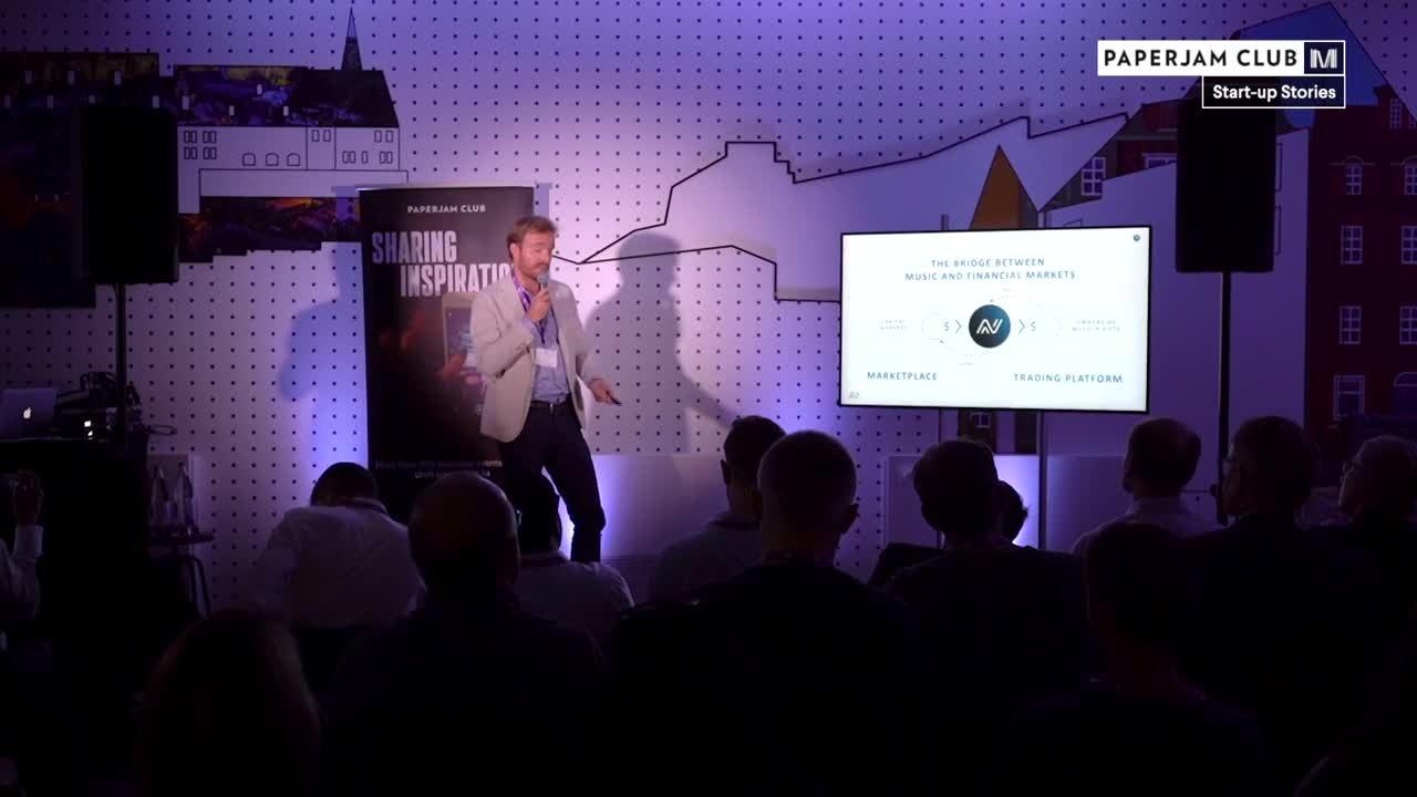 Start-Up Storys Round 3: ANote