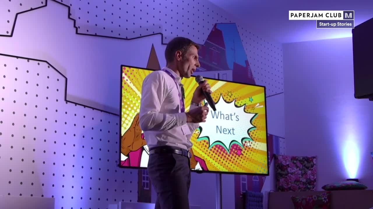 Start-Up Storys Round 3: FundsQ