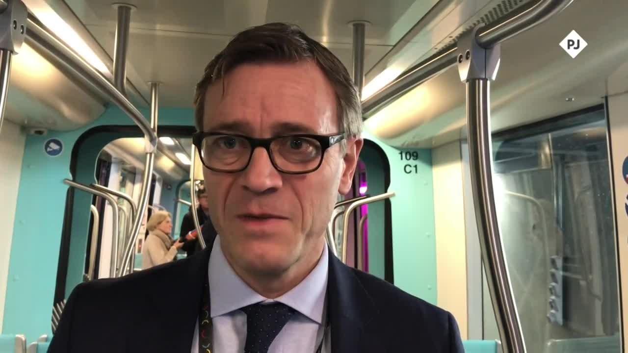 Marc Wengler et la croissance du ferroviaire