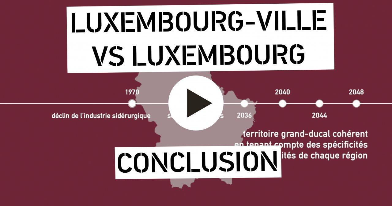 L'observatoire de l'immobilier par INOWAI - #10 - Luxembourg Ville vs. Luxembourg // conclusion