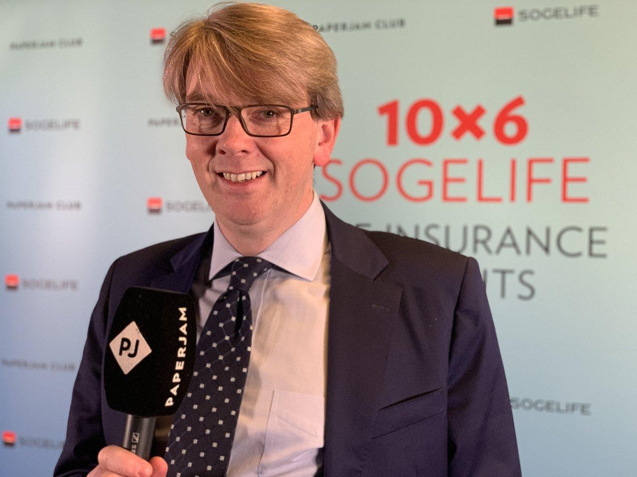 10x6 Sogelife: Life insurance insights -3x plus claire - Matt Moran - PwC
